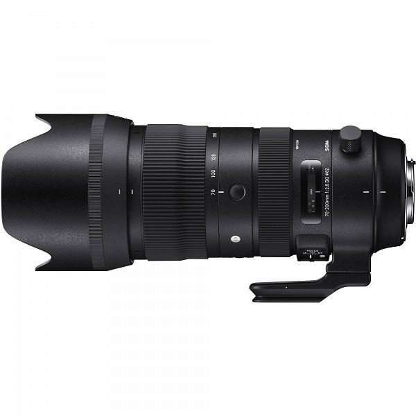 Производитель называет объектив Sigma 70-200mm F2.8 DG OS HSM Sports новым флагманом