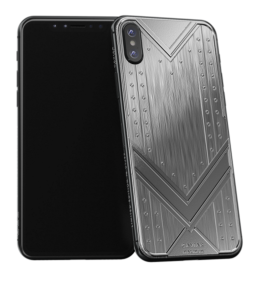 В России сделали пуленепробиваемый, самый лёгкий и «самый золотой» iPhone XS Max