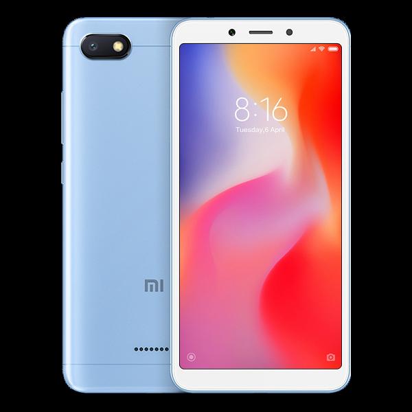 Глобальная стабильная версия MIUI 10 вышла для бюджетного смартфона Xiaomi Redmi 6A