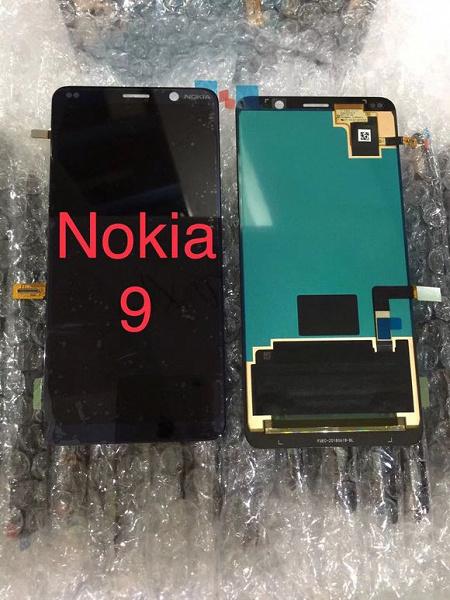 Смартфон Nokia 9 с многомодульной камерой не получит «чёлку»