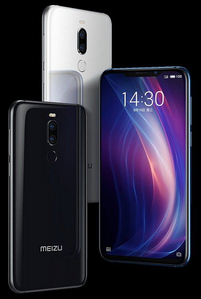Смартфон Meizu Х8 поступит в продажу с 10-дневной задержкой