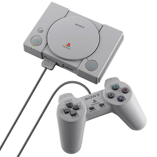 Стартовал предзаказ на игровую консоль PlayStation Classic в России