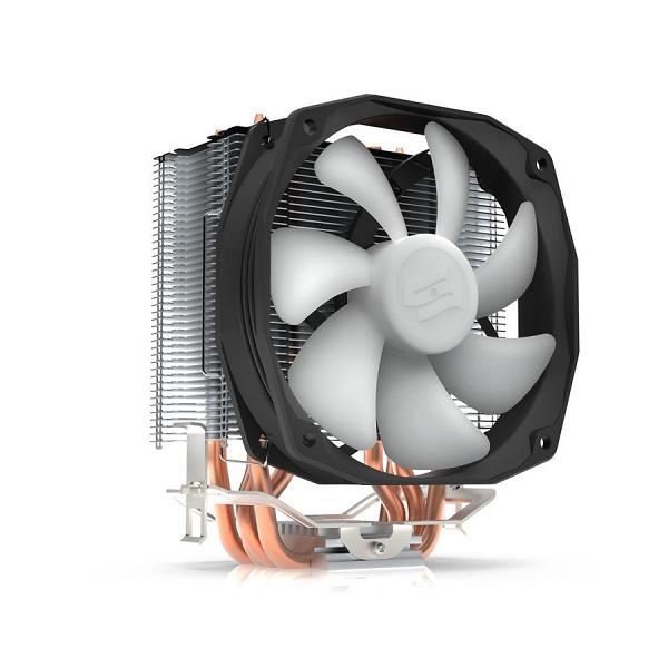 Система охлаждения SilentiumPC Spartan 3 PRO RGB HE1024 подходит для процессоров с TDP до 150 Вт