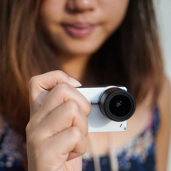 Миниатюрная камера TinyMOS NANO1 адресована любителям астрофотосъемки