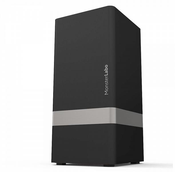 MonsterLabo The First — корпус, способный пассивно охладить CPU Core i7-8700K и видеокарту GeForce GTX 1080