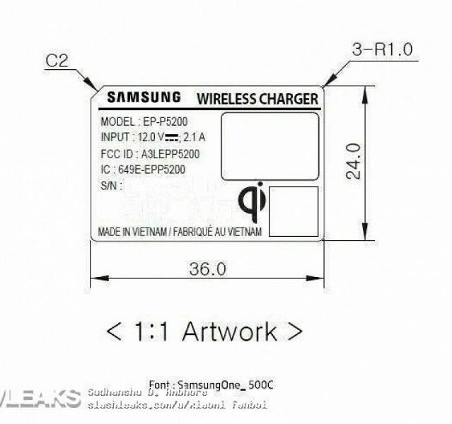 Смартфоны Samsung Galaxy S10 будут заряжаться одинаково быстро как по проводу, так и без