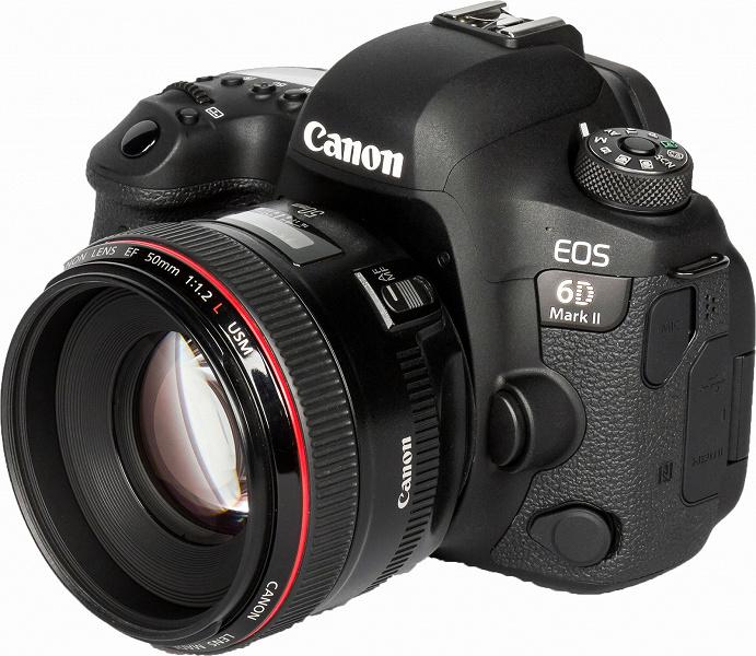 Камеры Canon оказались в два раза популярнее Nikon в России