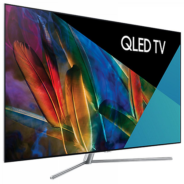 Новые телевизоры Samsung QLED получат поддержку Amazon Alexa и Google Assistant