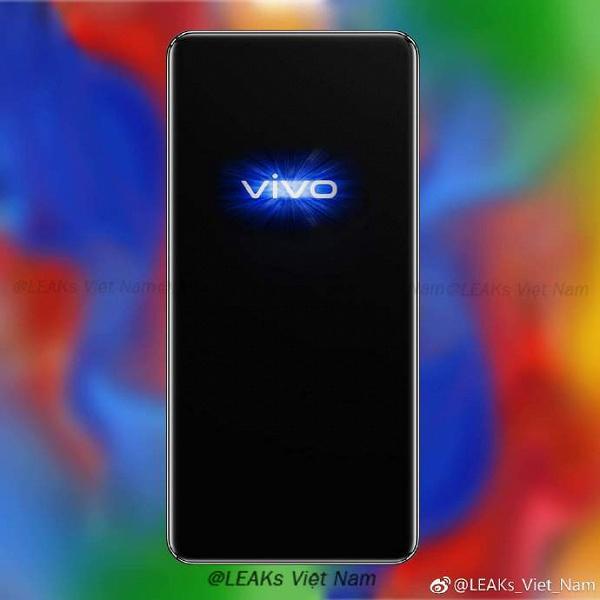 Экспериментальный смартфон Vivo Apex 2019 (The Waterdrop) показался на изображениях