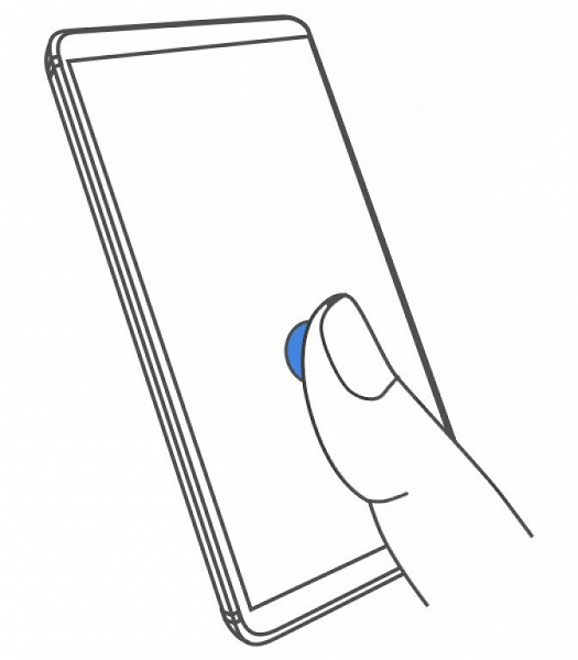 Появились видеоролики, демонстрирующие анимацию работы подэкранного сканера в смартфоне Nokia 9 PureView