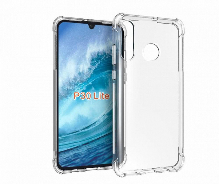 Раскрыты характеристики и дизайн смартфона Huawei P30 Lite