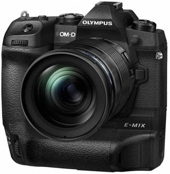 Представлена камера Olympus OM-D E-M1X