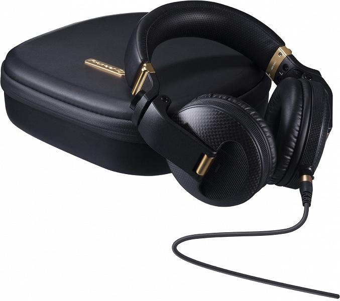 HDJ-X10C — премиальный вариант флагманских наушников Pioneer DJ