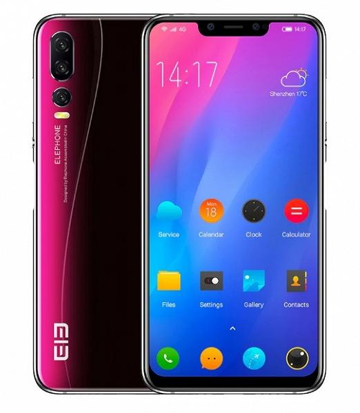Видео подтверждает, что Elephone A5 скоро получит Android 9.0 Pie