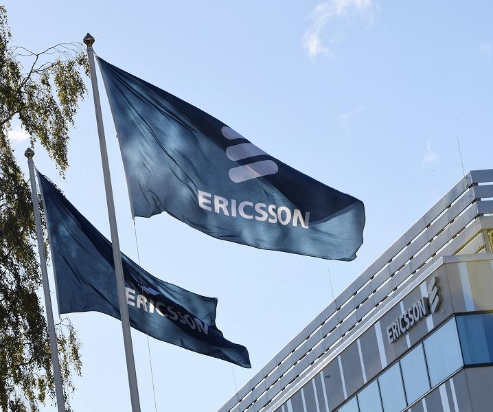 За год Ericsson удалось нарастить продажи всего на 1%