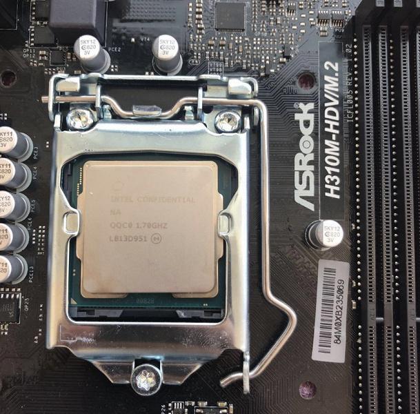 Intel готовит Core i9-9900T — восьмиядерный CPU с TDP 35 Вт и базовой частотой всего 1,7 ГГц