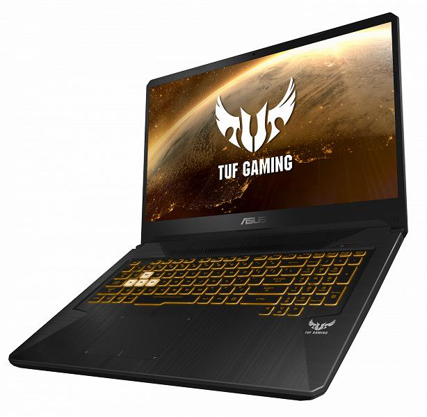 Asus готовит ноутбук с видеокартой GeForce GTX 1660 Ti и процессором AMD Ryzen 5 3550H