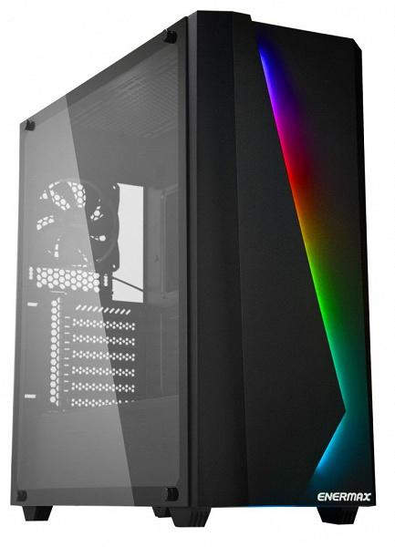 Компьютерный корпус Enermax Makashi MK50 вмещает на платы размером до E-ATX