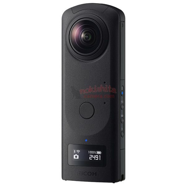 Подробная информация о камере Ricoh Theta Z1 появилась накануне анонса