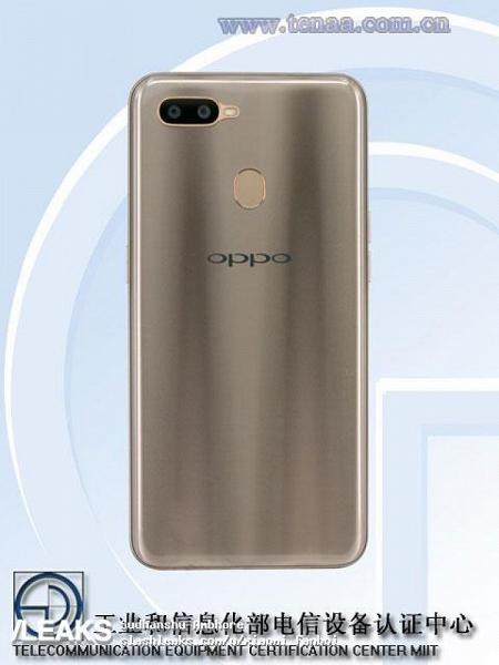 Новинка Oppo засветилась на первых фотографиях