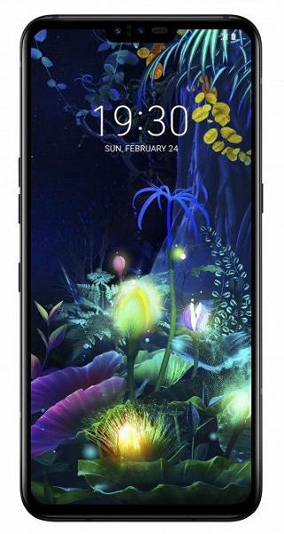 Смартфон LG V50 ThinQ 5G представлен официально: Snapdragon 855, модем 5G Qualcomm X50 и... эмуляция складной модели