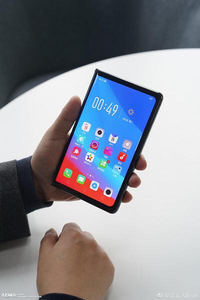 Фотогалерея дня: сгибающийся смартфон Oppo
