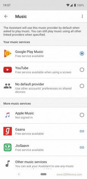 Сервис Apple Music теперь доступен на умных колонках Google