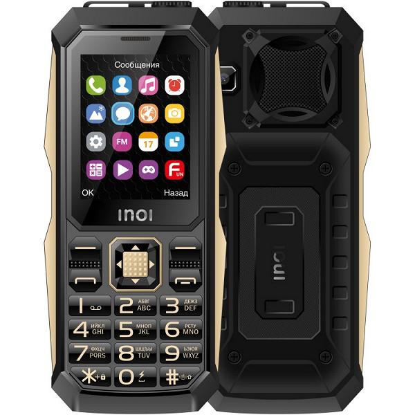 7e4adc66072db Новый телефон Inoi держит заряд 2 месяца в режиме ожидания и может  выступать в роли внешнего аккумулятора