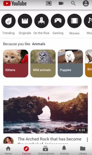 YouTube перенял у Instagram популярную возможность
