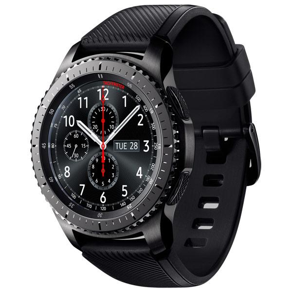 Прошивка Tizen 4.0 вышла для умны часов Samsung Gear S3 и Gear Sport