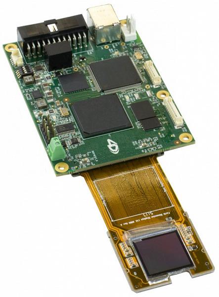 Kopin выпускает рефлективный микродисплей LCOS 2K x 2K