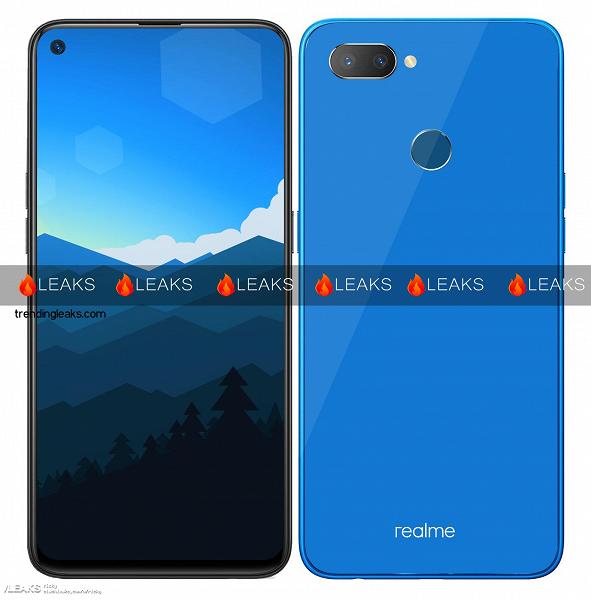Смартфон Realme 3 выйдет в марте