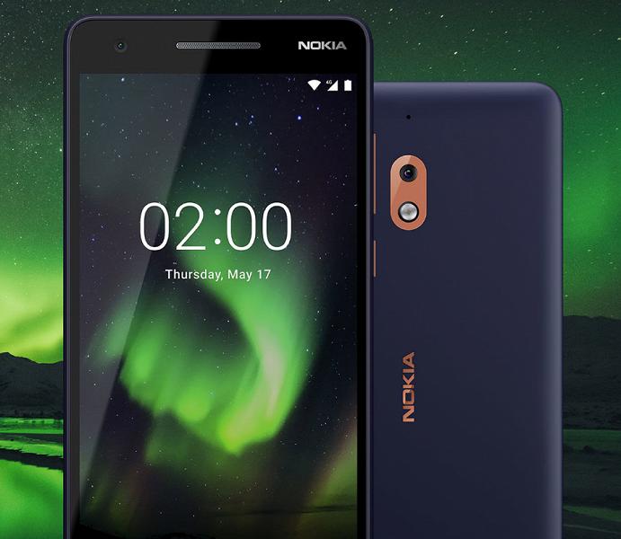 Nokia обновила до Android 9 Pie один из первых смартфонов с Android Go для бюджетных моделей