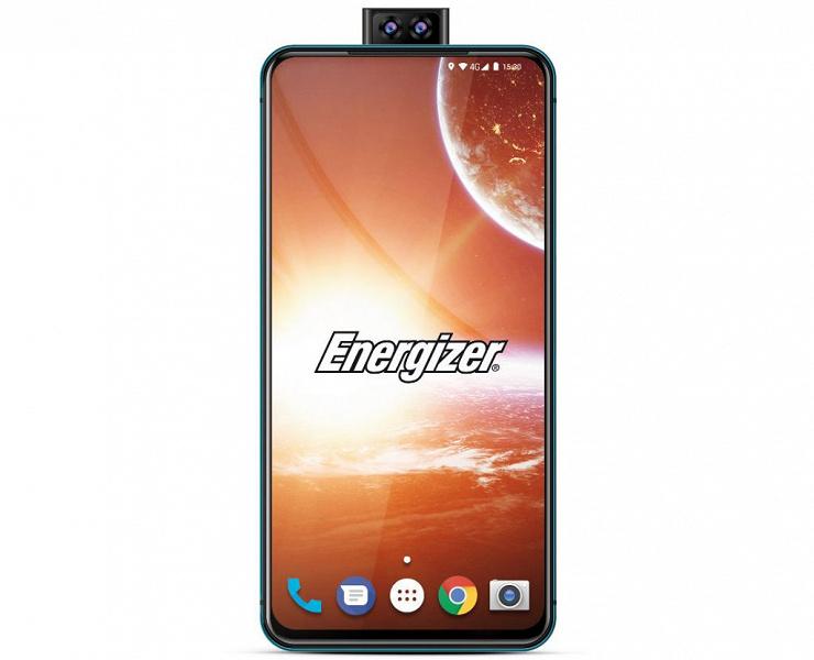 Почти как шесть iPhone XS Max. Смартфон Energizer получил батарею ёмкостью 18 000 мА·ч
