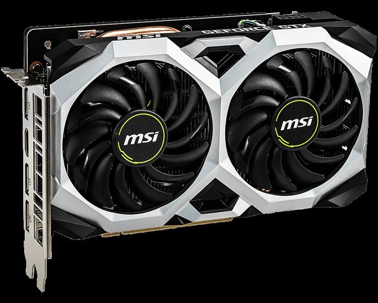 MSI выпустила сразу восемь моделей видеокарты GeForce GTX 1660 Ti