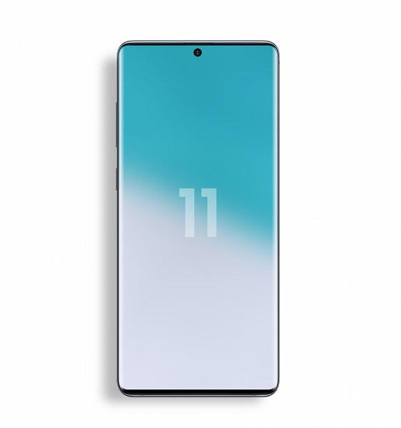 Надежный инсайдер показал свою версию Samsung Galaxy S11