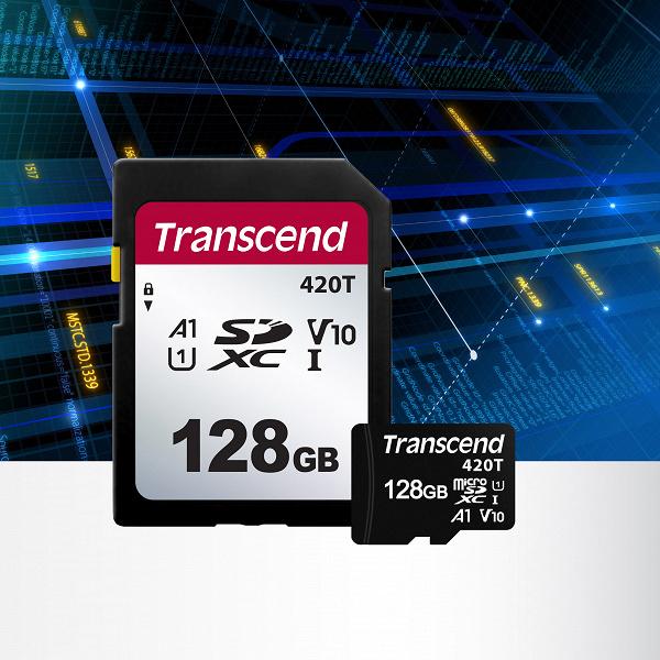 Новые карты памяти SD/microSD Transcend получили 96-слойную флэш-память 3D NAND