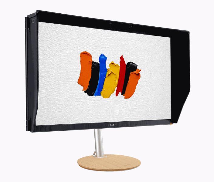 В России вышел профессиональный монитор Acer ConceptD CP3