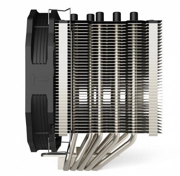 Процессорная система охлаждения SilentiumPC Fortis 3 RGB HE1425 рассчитана на процессоры с TDP 220 Вт