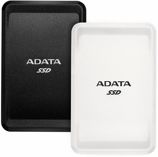 Внешний твердотельный накопитель Adata SC685 предложен объемом 250 ГБ, 500 ГБ, 1 ТБ и 2 ТБ