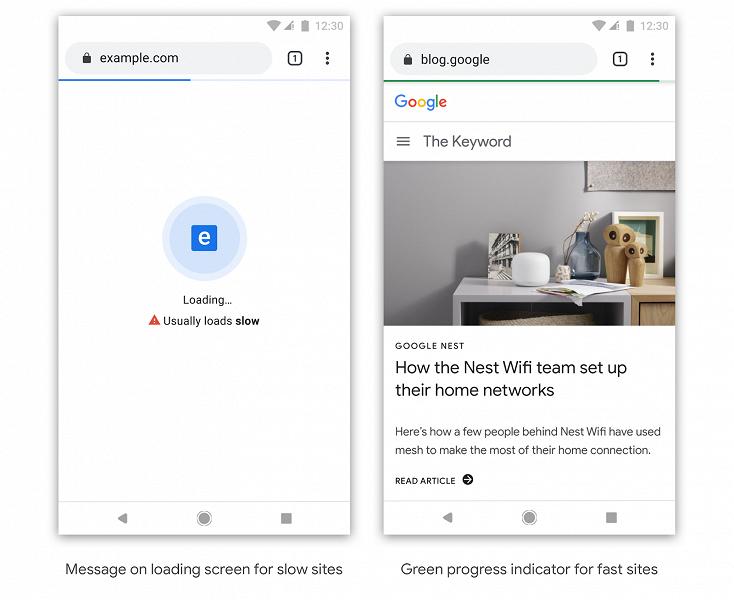Как сделать интернет быстрее. Google застыдит медленные сайты в браузере Chrome