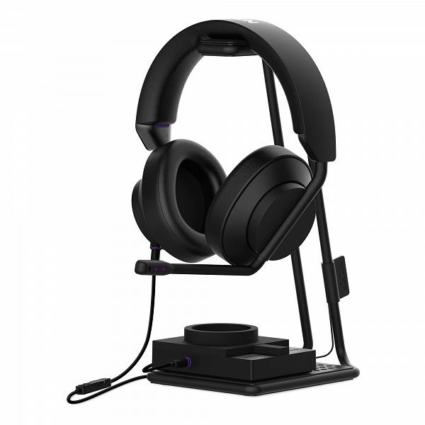 NZXT включает в первую линейку аудиоустройств для геймеров гарнитуру, стойку и ЦАП, совмещенный с микшером