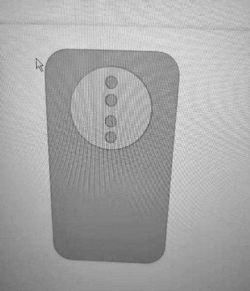 Redmi K30 сзади похож на Huawei Mate 30