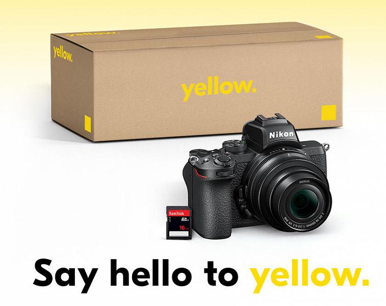 Nikon дает всем желающим попробовать камеру Nikon Z50 в течение 30 дней