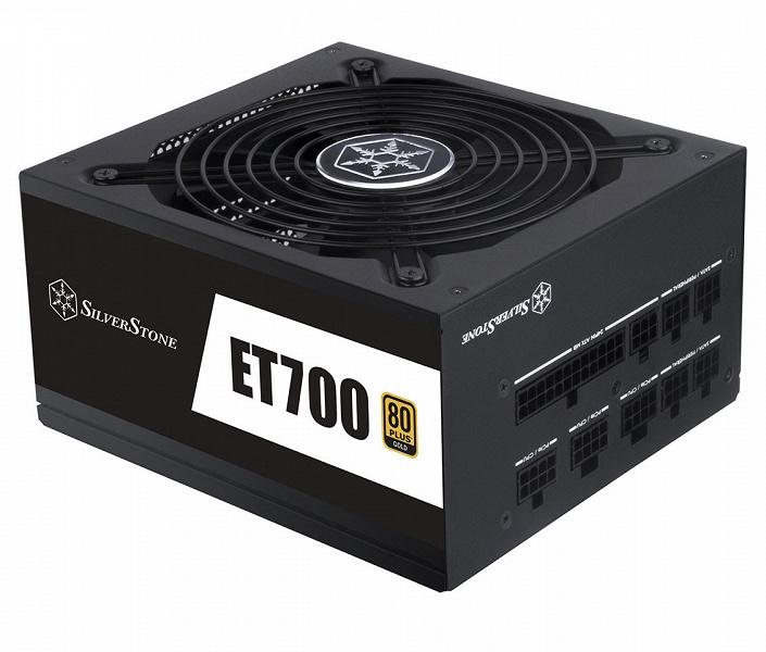 Ассортимент SilverStone пополнил блок питания Essential ET700-MG