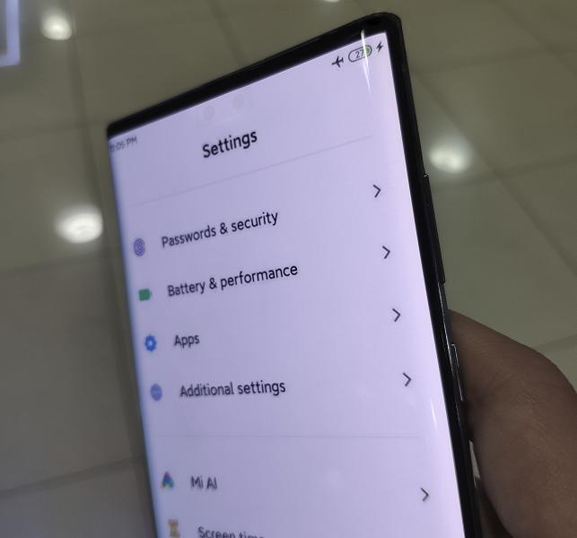 Раскрыты характеристики и сроки дебюта инновационного Xiaomi Mi Mix 4