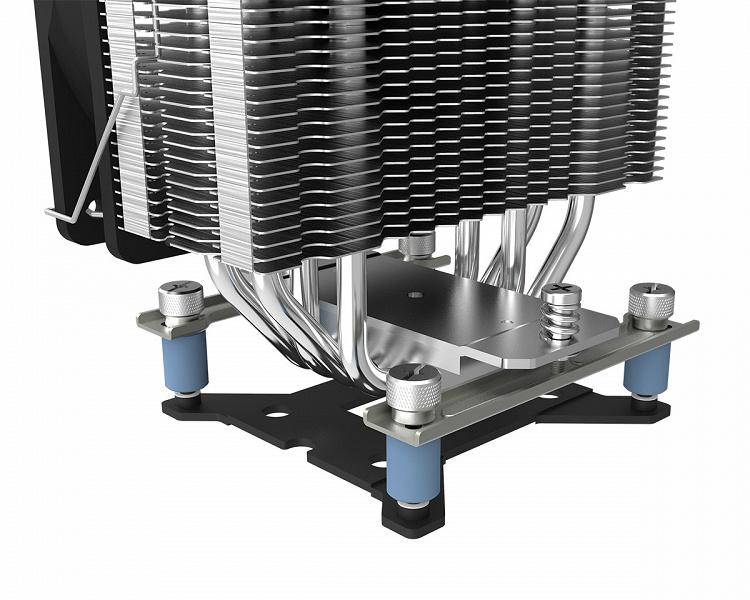 Система охлаждения ID-Cooling SE-224-XT Basic предназначена для процессоров с TDP до 180 Вт