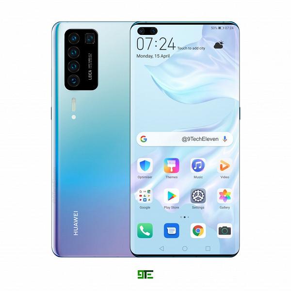 Флагманский камерофон Huawei P40 Pro подал пример Samsung Galaxy S11