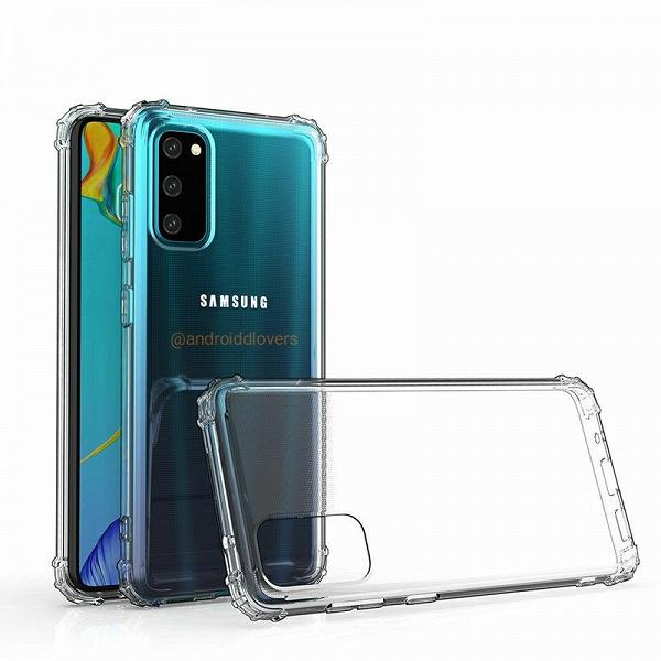 Неоправданно громоздкую камеру Samsung Galaxy S11e показали во всех подробностях