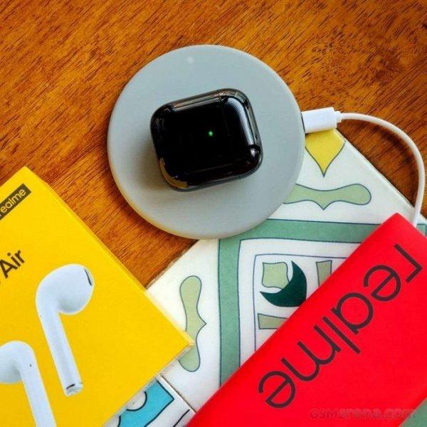 Как Apple AirPods 2, но вдвое дешевле. Стали известны все параметры наушников Realme Buds Air